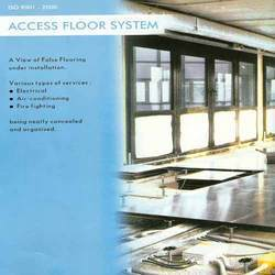 Access False Flooring System