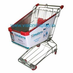 Full Branding Shopping Trolley