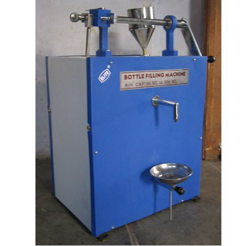 how to make bottle filling machine