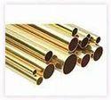 63/37 Plain Brass Tubes