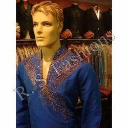 Jacquard Silk Designer Kurta