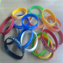 Slicone Wrist Bands