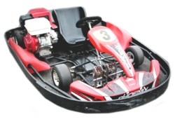 Cost Of Go Karting Car In India