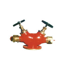 Double Control Type Hydrant Valves
