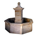 Sandstone Garden Fountain
