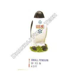 Small Penguin Dustbins