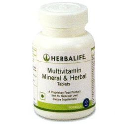 Multivitamin Minerals and Herbal Tablets