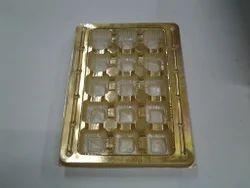 Cavity Chocolate Tray
