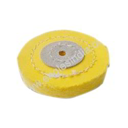 Jewellery Tools Yellow Muslin Buff