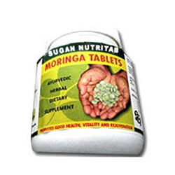 Moringa Health Tablets for Aged Person
