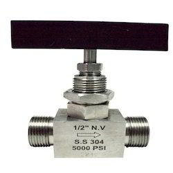Bonnet Type Needle Valve