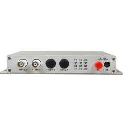 Channel Video Fiber Converter