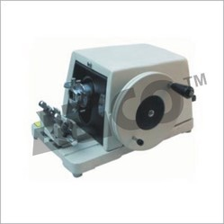Latest Spencer Type Senior Rotary Microtome