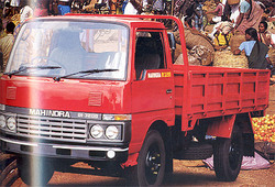 Commercial Vehicles Mahindra D1 3200
