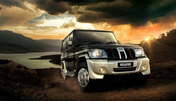 Commercial Vehicles Mahindra Bolero Camper Gold