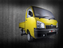 Commercial Vehicles Mahindra Maxximo