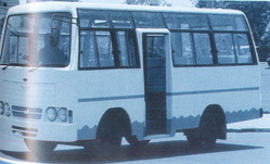 Commercial Vehicles Mahindra Rtd - Passenger Chassis
