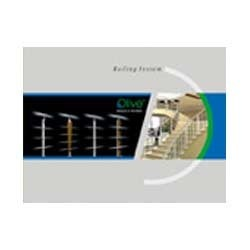 Olive+Railing+System