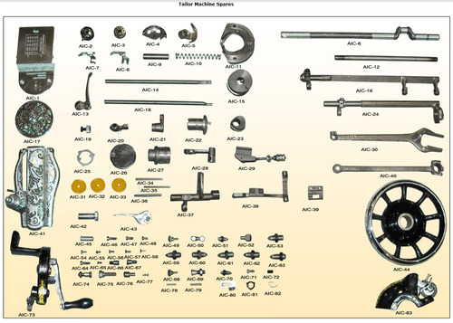 Sewing Machine Accessories Spare Parts Tailor Sewing Machine