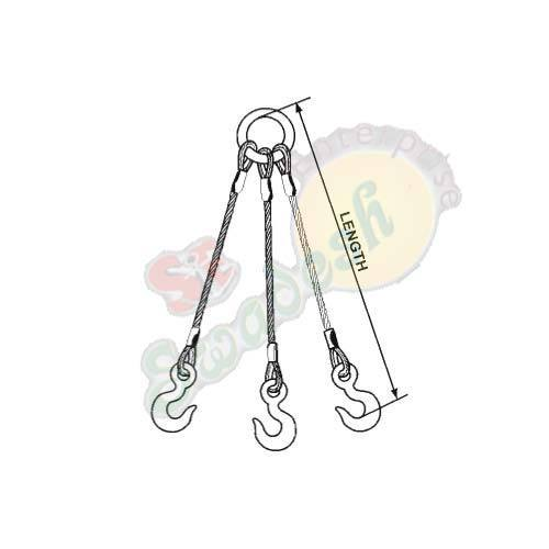Multilegged Wire Rope Slings