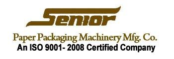 Senior Paper Packaging Machinery Mfg. Co.