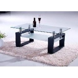 Center Table with Rectangular Legs