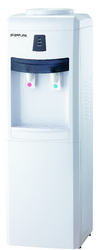 Hot And Cold Water Dispenser With Refrigerator
