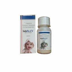 Cefixime & Potassium Clavulanate Oral Suspension