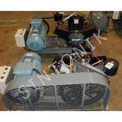 20HP Duplex Oil Free Air Compressor