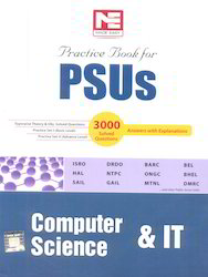 PSUs Computer Science IT