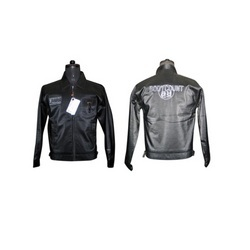 Silk Leather Jacket-FCSJ 003
