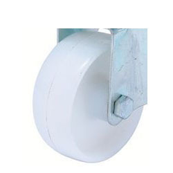 Nylon Plain Bore Caster Wheel