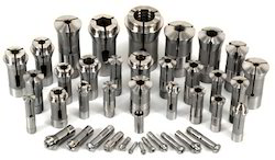 Carbide Lined Collet And Guide Bushes