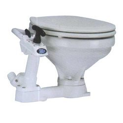 Manual Toilet