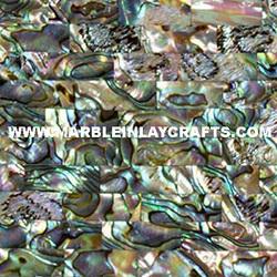 abalone tiles green