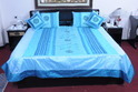 bed cover khadi taping