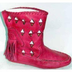 Ladies Designer Ankle  Boot