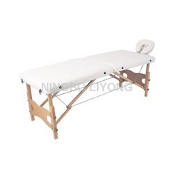 Foldable Wooden Spa Bed