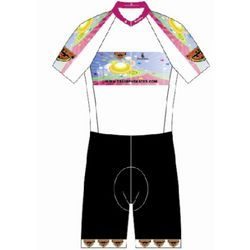 Semi Custom Speed Suit for Cycling