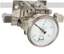 Differential Pressure Gauges Diaphragm Type