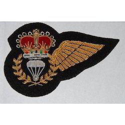 Para Jump Instructor Half Wing Badge