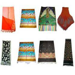 Silk Shawls, Stoles and Scarves