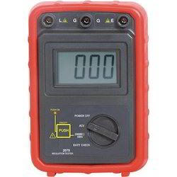 UR-2070 Digital Insulation Resistance Tester