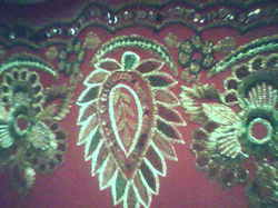 Full Embroidery Sarees