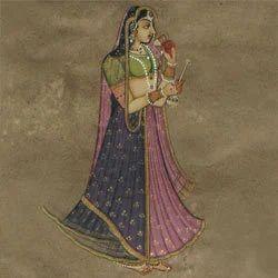 Jaipur Miniature Paintings