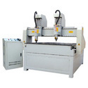 Double Heads CNC Routers
