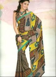 Hand Work Saris
