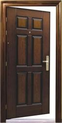 I-leaf Security Steel Door - ILS