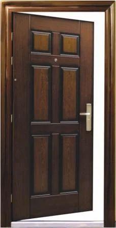 I-leaf Security Steel Door - ILS