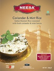 Coriander & Mint Rice